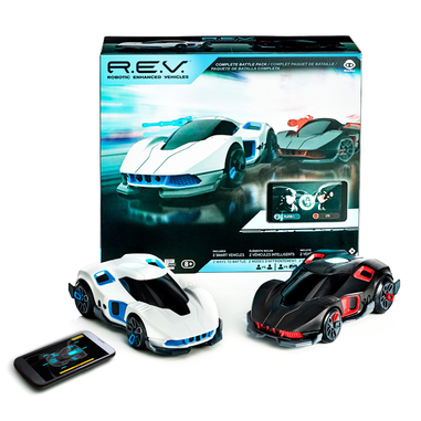 WowWee R.E.V. Motore elettrico Rally car