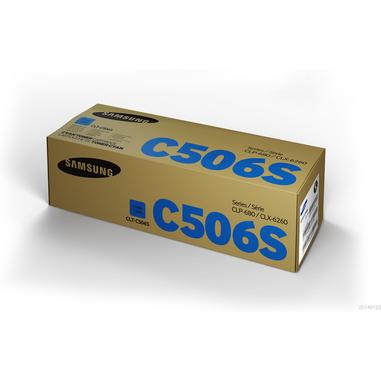 Samsung CLT-C506S Toner laser Ciano