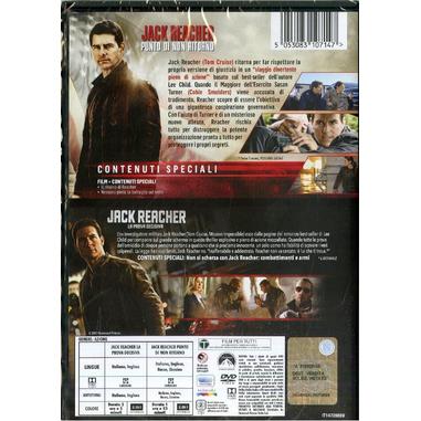 Jack Reacher Collezione DVD