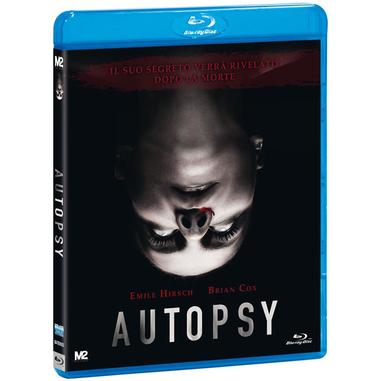 Autopsy, Blu-Ray Blu-ray 2D ITA