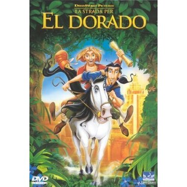 La strada per El Dorado (DVD)