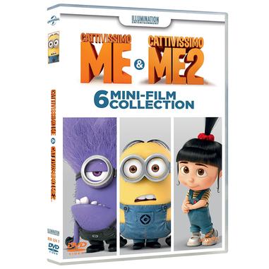 Cattivissimo Me 1 & 2, (DVD) DVD 2D ITA