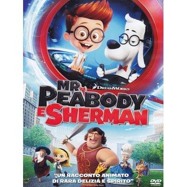 Mr. Peabody & Sherman (DVD)