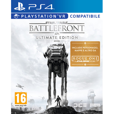 Star Wars battlefront ultimate edition - PS4 VR