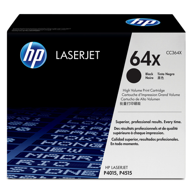 HP 64X 24000 pagine Nero
