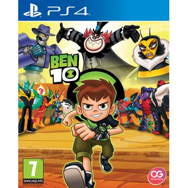 Ben 10, PS4