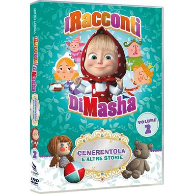I racconti di Masha: Cenerentola e altre storie (DVD)