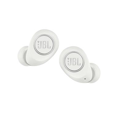 JBL FREE Intraurale Auricolare true wireless bianco