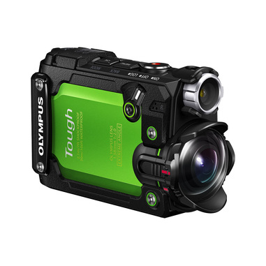 "Olympus Tough TG-Tracker fotocamera per sport d'azione Full HD CMOS 8 MP 25,4 / 2,3 mm (1 / 2.3"") Wi-Fi 180 g"