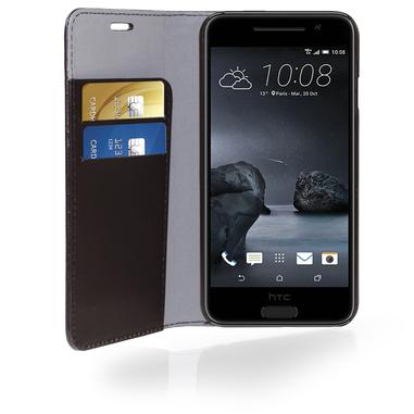 Phonix Custodia a libro per HTC One A9 nera