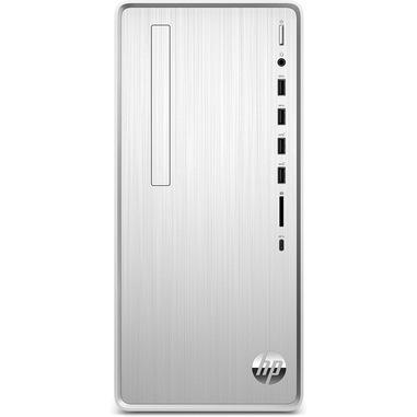 HP Pavilion TP01-1011nl Intel® Core™ i5 di decima generazione i5-10400 16 GB DDR4-SDRAM 512 GB SSD Mini Tower Argento PC Windows 10 Home