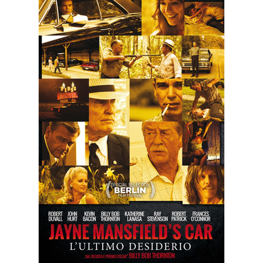 Jayne Mansfield's Car – L'Ultimo Desiderio (DVD)