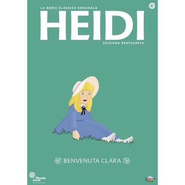 Heidi: Benvenuta Clara Vol. 9 - Edizione Restaurata (DVD)