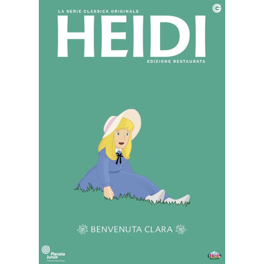 Heidi: Benvenuta Clara Vol. 9 - Edizione Restaurata