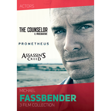 Michael Fassbender Collection (DVD)
