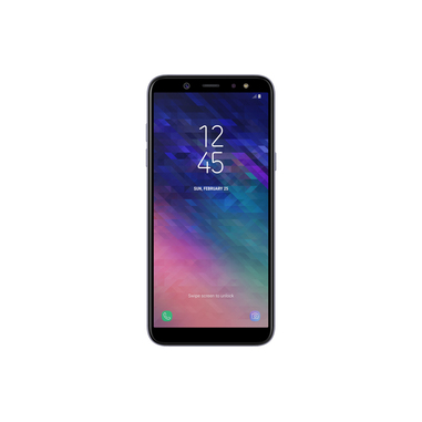 Samsung Galaxy A6 32 GB Dual SIM lavanda