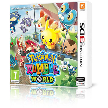 Pokémon rumble world - Nintendo 3DS