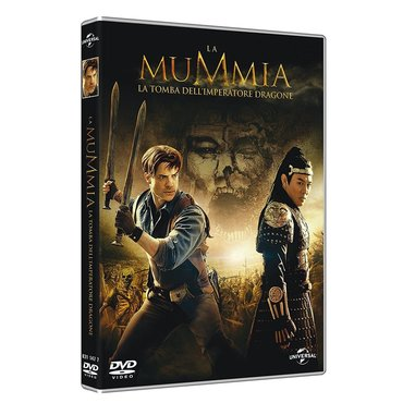 La mummia: la tomba dell'Imperatore Dragone (DVD)