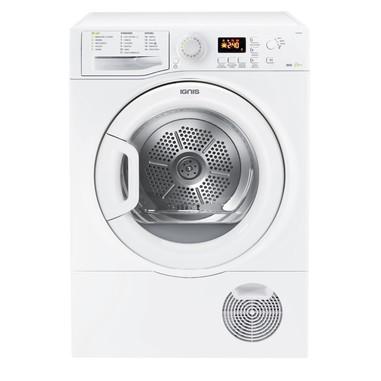 Ignis IGD 8200 IT asciugatrice Libera installazione Caricamento frontale Bianco 8 kg A++