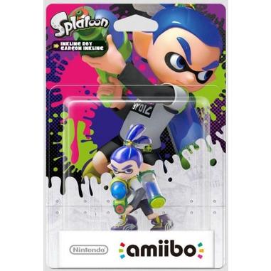 Nintendo amibo Splatoon