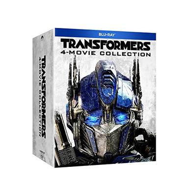 Universal Pictures Transformers Quadrilogia Blu-ray