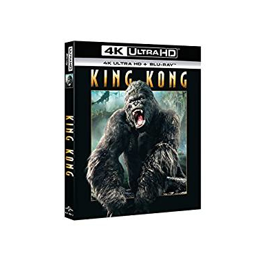 King Kong (2005), 4K Ultra HD + Blu-Ray Blu-ray 2D ITA
