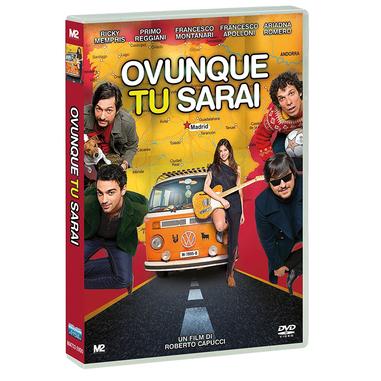 Ovunque tu sarai, (DVD)
