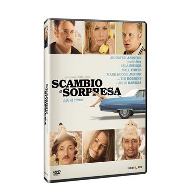 Life of Crime - Scambio a sorpresa (DVD)