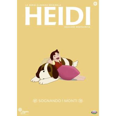 Heidi: Sognando i monti Vol. 7 - Edizione Restaurata
