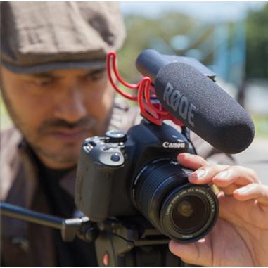 Rode VideoMic Rycote microfono direzionale a condensatore