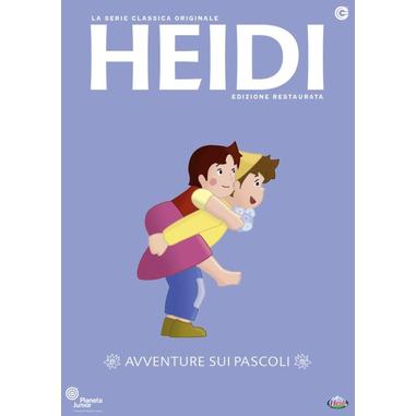 Heidi: Avventure sui pascoli Vol. 2 - Edizione Restaurata (DVD)
