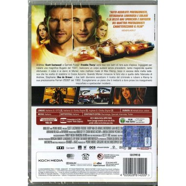 Overdrive (DVD)
