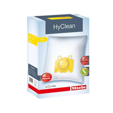 Miele Confezione 4 sacchetti + 2 filtri per scope (KK)