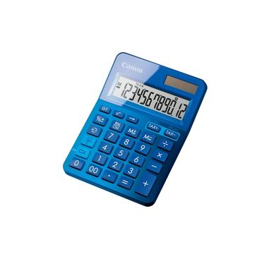 Canon LS-123k Blu calcolatrice
