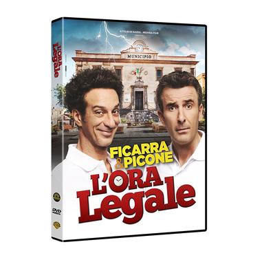 L'ora Legale DVD