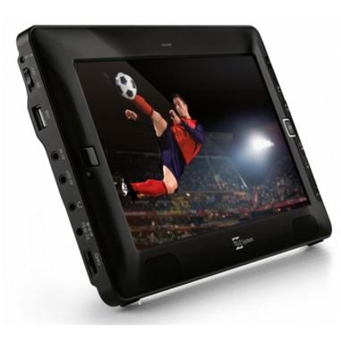 """TELE System TS09 DVB-T2 HEVC 9"""" TFT Nero TV portatile"""
