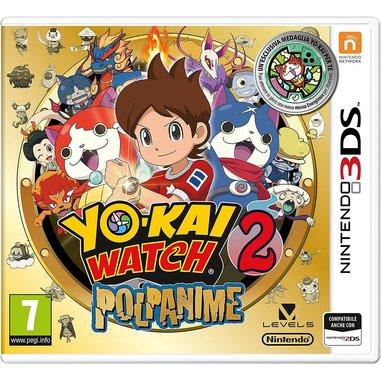 Yo-Kai Watch 2: Polpanime + medaglia (edizione speciale) - 3DS