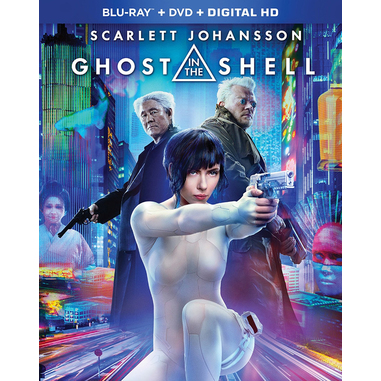 Ghost in the Shell, Blu-Ray Blu-ray 2D ITA