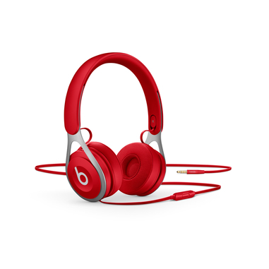 Beats EP Padiglione auricolare Stereofonico Cablato Rosso auricolare per telefono cellulare