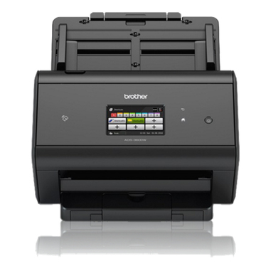 Brother ADS-2800W scanner 600 x 600 DPI Scanner ADF Nero A4