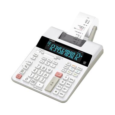 Casio FR-2650RC Scrivania Calcolatrice con stampa Nero, Bianco calcolatrice