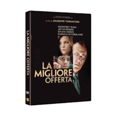 La Miglior Offerta, DVD