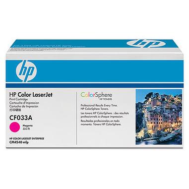 HP 646A 12500pagine Magenta