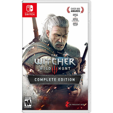 The Witcher 3: Wild Hunt - Complete Edition, Switch