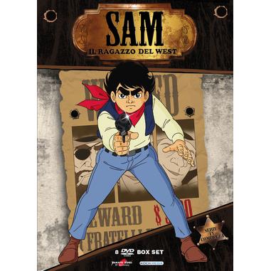Sam, il Ragazzo del West (DVD)