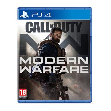 Call of Duty: Modern Warfare, PS4