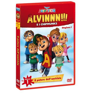 Alvinnn!!! Stagione 1 Vol. 1 - Il potere dell'amicizia