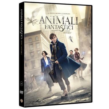 Animali fantastici e dove trovarli + penna bacchetta magica (DVD)