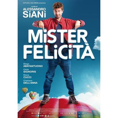 Mister Felicità DVD 2D+3D ITA