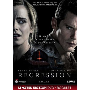 Regression - edizione limitata con opuscolo (DVD)